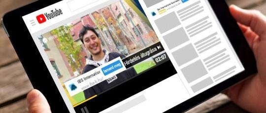 Effectivo Communications YouTube kampány IBS